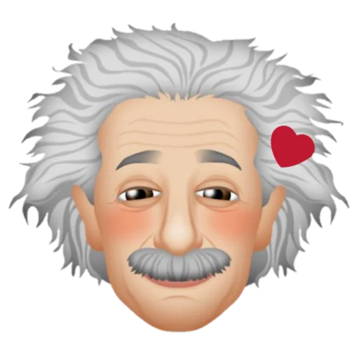 Einstein - Sticker 3