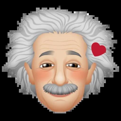 Einstein - Sticker 3