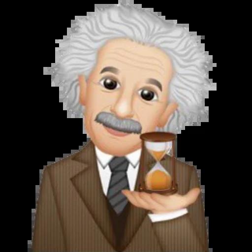 Einstein - Sticker 25