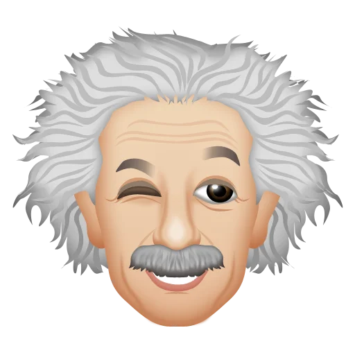 Einstein - Sticker 2