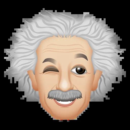 Einstein - Sticker 2