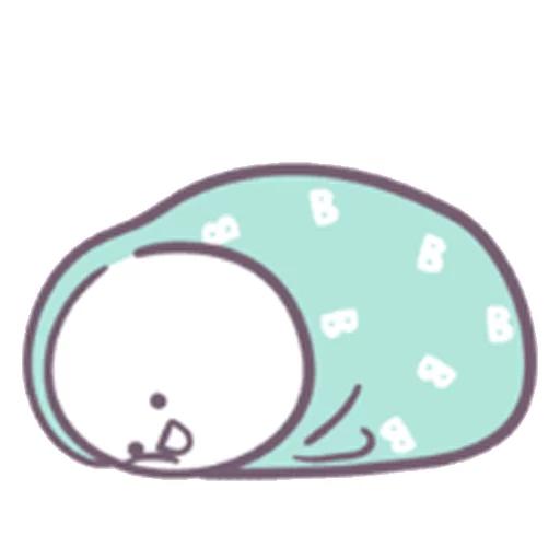 BBY No Sleep SG - Sticker 25