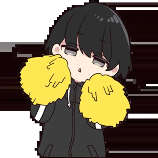 Yurudara-kun @Nekosticker 1 - Sticker 5
