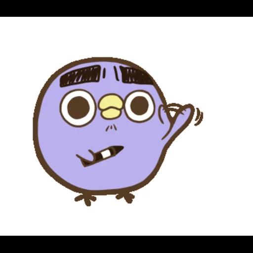"""懶得""""鳥""""你 (無骨雞用)(1) - Sticker 20"""