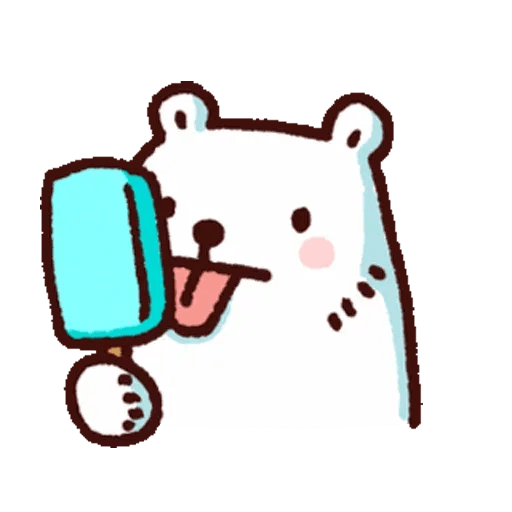 Bear - Sticker 10