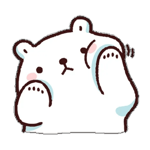 Bear - Sticker 18