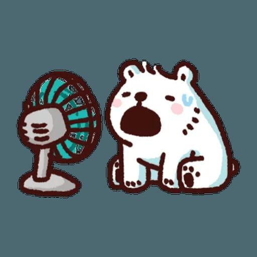Bear - Sticker 15