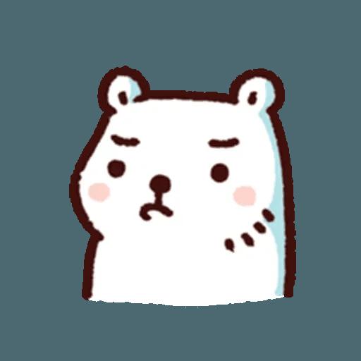 Bear - Sticker 8