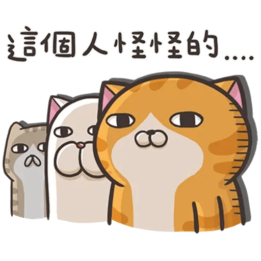 cats - Sticker 14