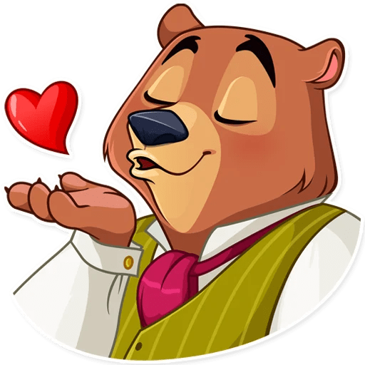 Tood Bear - Sticker 5