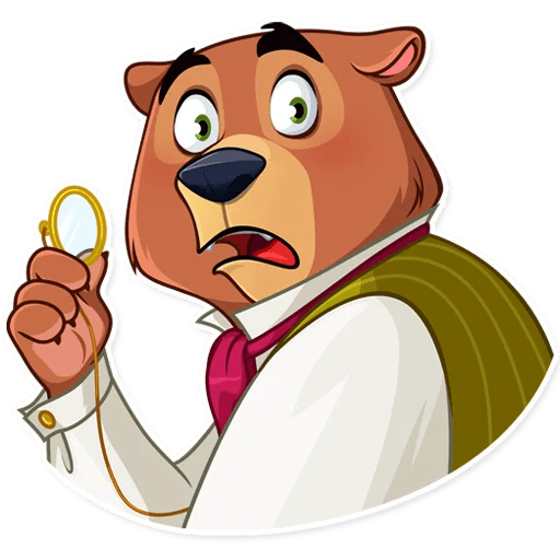 Tood Bear - Sticker 2