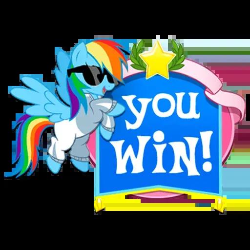 Ponystyle - Sticker 5