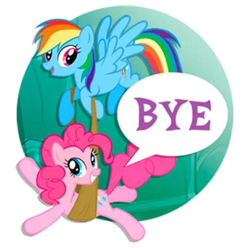 Ponystyle - Sticker 2