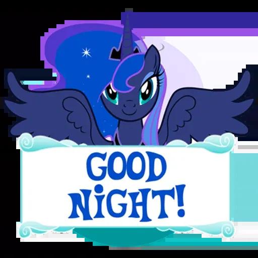 Ponystyle - Sticker 3