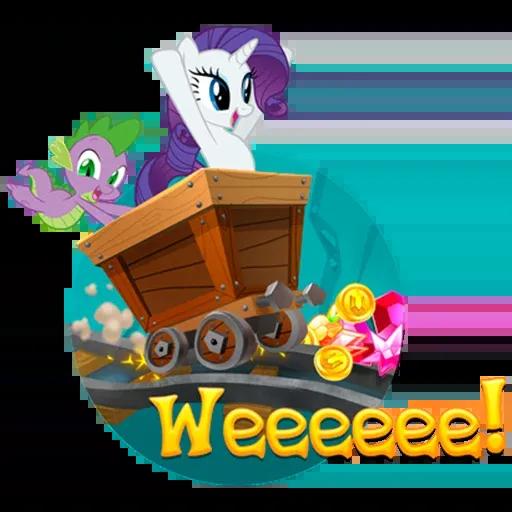 Ponystyle - Sticker 13