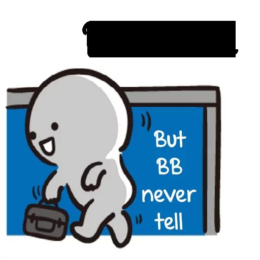 Bb2 - Sticker 23