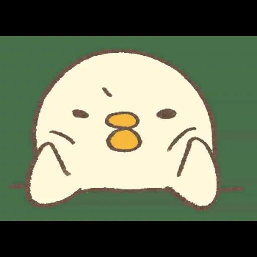 Chick - Sticker 1