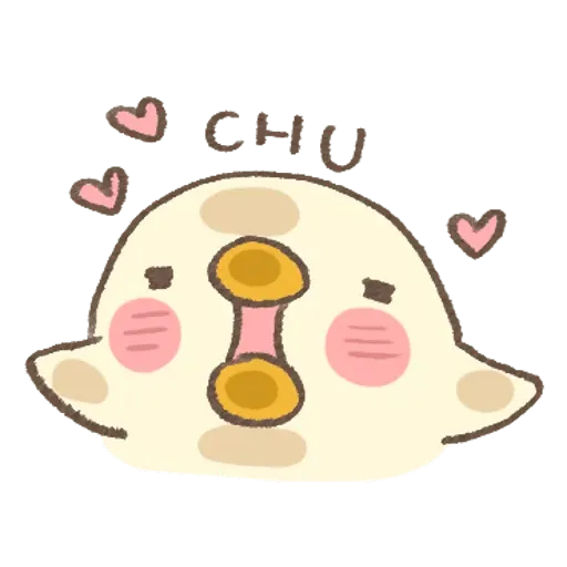 Chick - Sticker 8