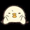 Chick - Tray Sticker