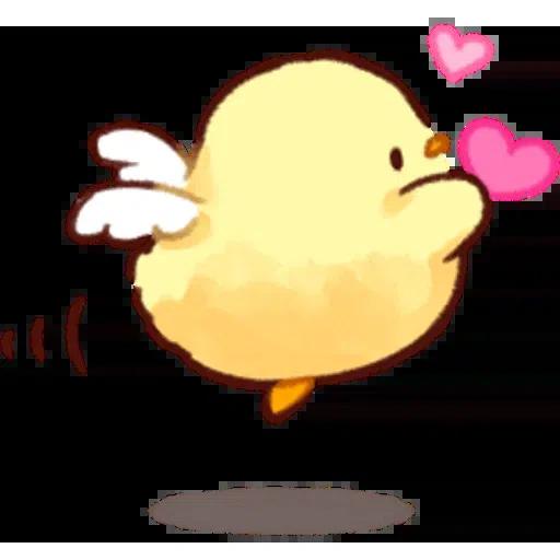 patata cuoricina - Sticker 14