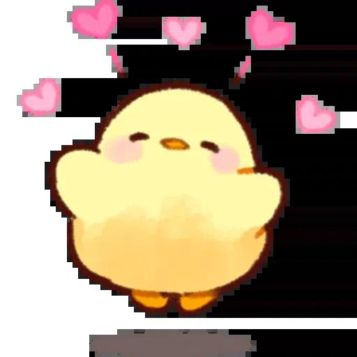 patata cuoricina - Sticker 10