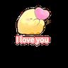 patata cuoricina - Tray Sticker