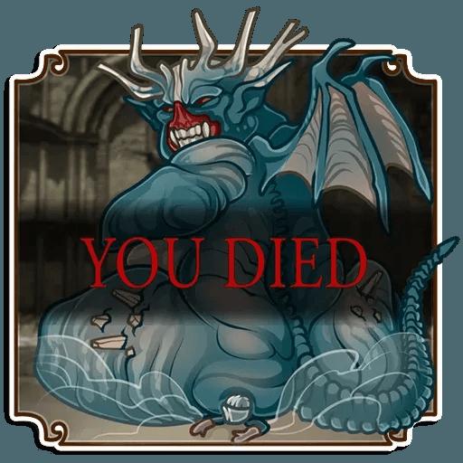 Dark Souls - Sticker 29