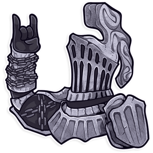 Dark Souls - Sticker 12