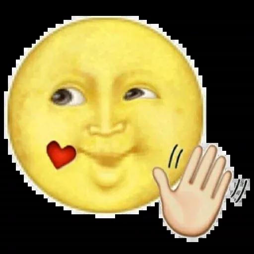 Large emoji - Sticker 2