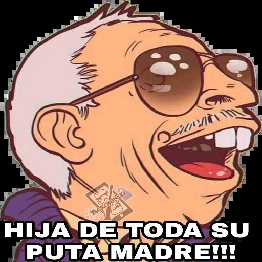 El Señor De La Combi - Sticker 10
