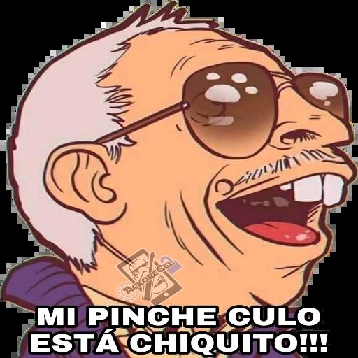 El Señor De La Combi - Sticker 2