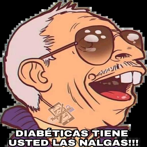El Señor De La Combi - Sticker 9