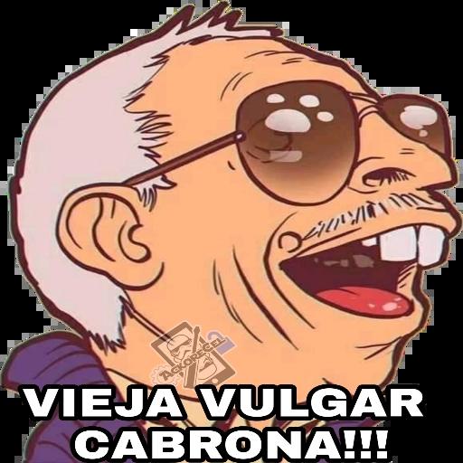 El Señor De La Combi - Sticker 6