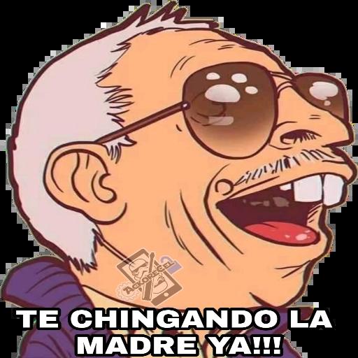 El Señor De La Combi - Sticker 5