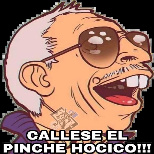 El Señor De La Combi - Sticker 8