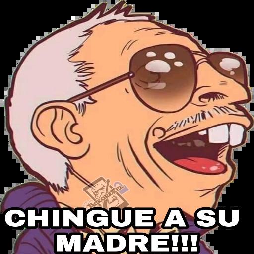 El Señor De La Combi - Sticker 12