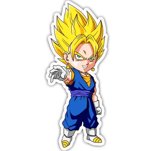 Dragon Ball I - Sticker 10