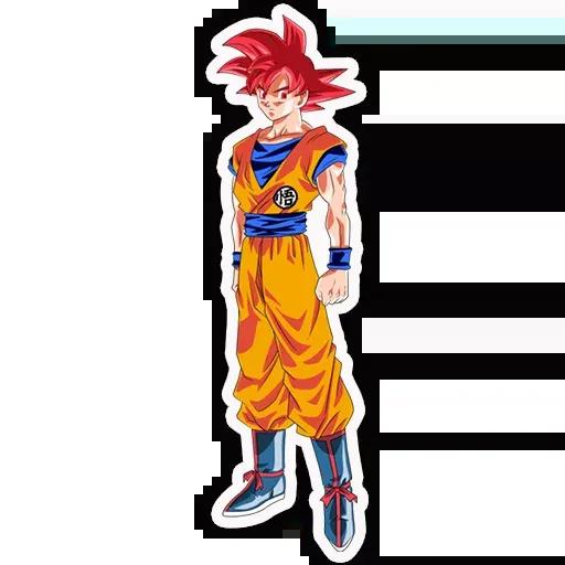 Dragon Ball I - Sticker 25