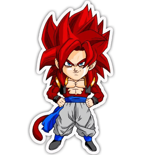 Dragon Ball I - Sticker 5