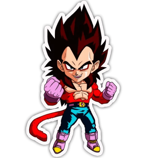 Dragon Ball I - Sticker 4