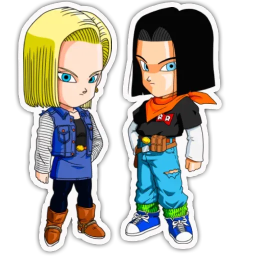 Dragon Ball I - Sticker 14