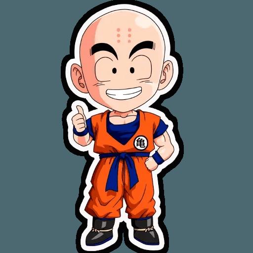 Dragon Ball I - Sticker 7