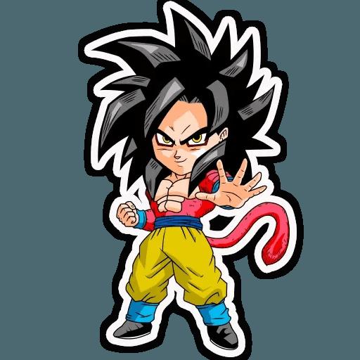 Dragon Ball I - Sticker 3
