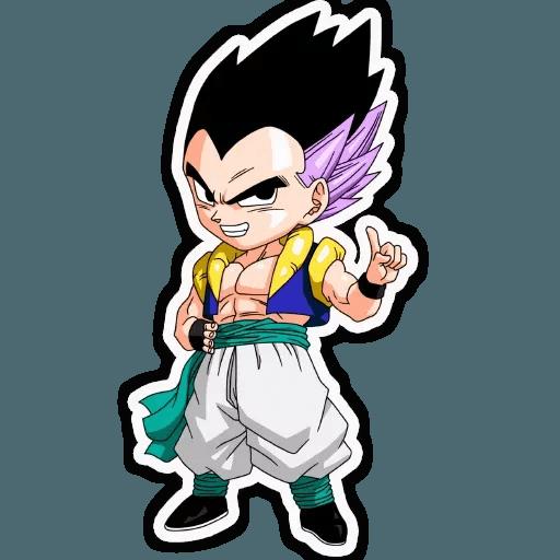 Dragon Ball I - Sticker 9