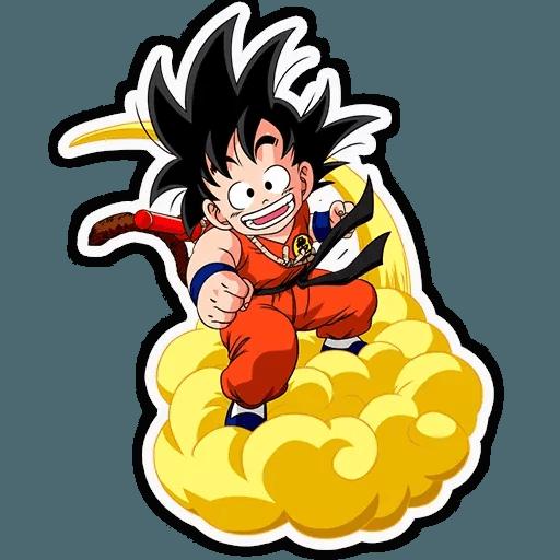 Dragon Ball I - Sticker 16