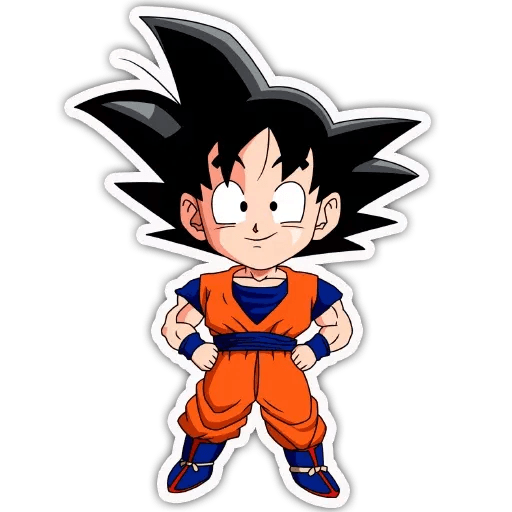 Dragon Ball I - Sticker 1