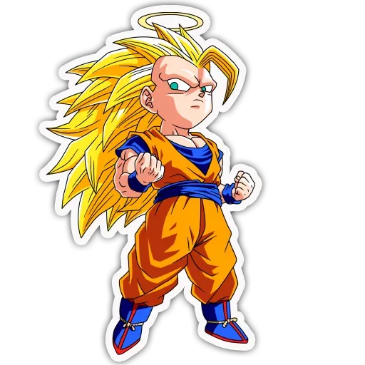 Dragon Ball I - Sticker 2