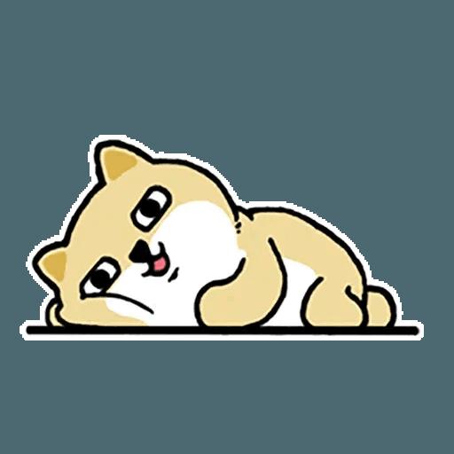 little fat 4 - Sticker 27