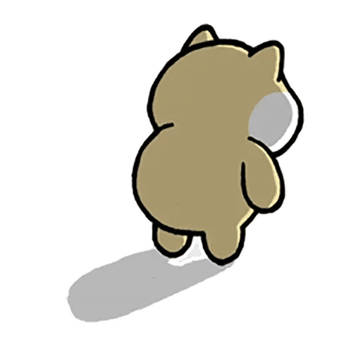 little fat 4 - Sticker 25