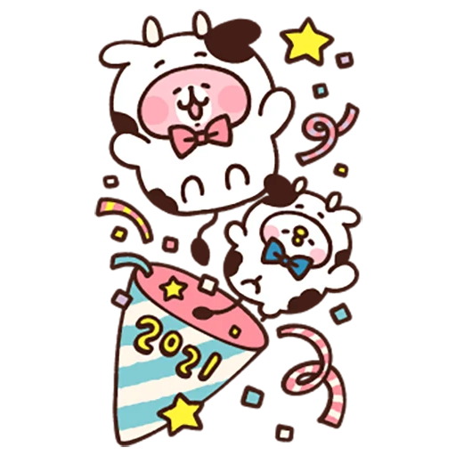 New year 3 - Sticker 14